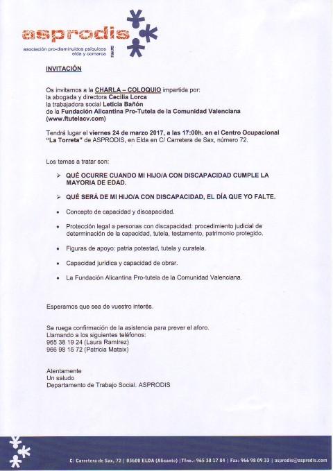 CHARLA COLOQUIO LETICIA BAÑÓN